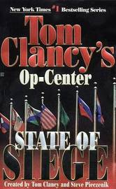 Stage of Seige by Tom Clancy