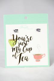 Cup of Tea Earrings