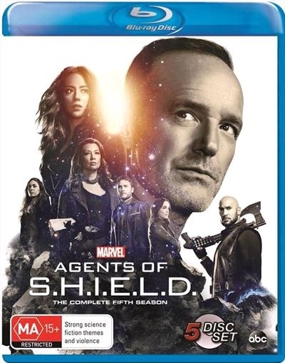 Agents Of S.H.I.E.L.D. - Season 5 on Blu-ray