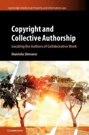 Cambridge Intellectual Property and Information Law: Series Number 50 by Daniela Simone