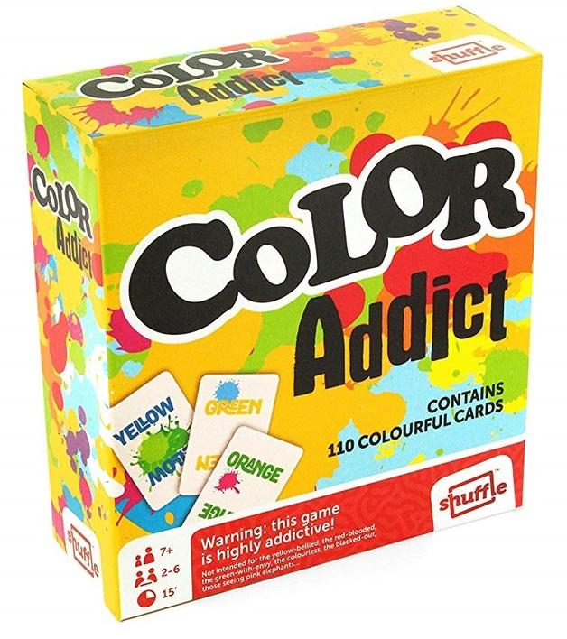 Colour Addict - Card Game