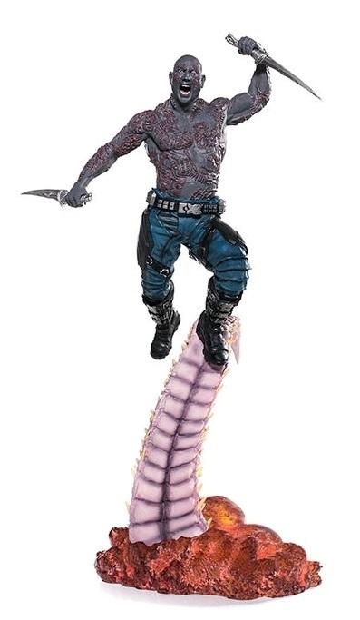 Guardians of the Galaxy Vol.2 - 1/10 Drax - Battle Diorama Statue