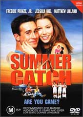 Summer Catch (NTSC) on DVD
