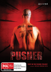 Pusher on DVD