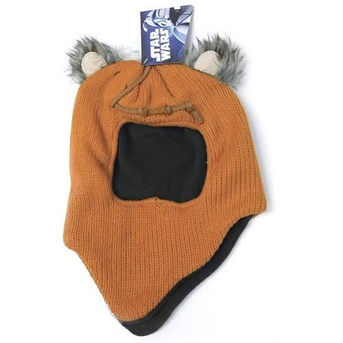 Ewok Hat: Star Wars Wicket The Ewok Laplander Hat