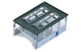 Diesel Main Depot Kit - 00 Gauge