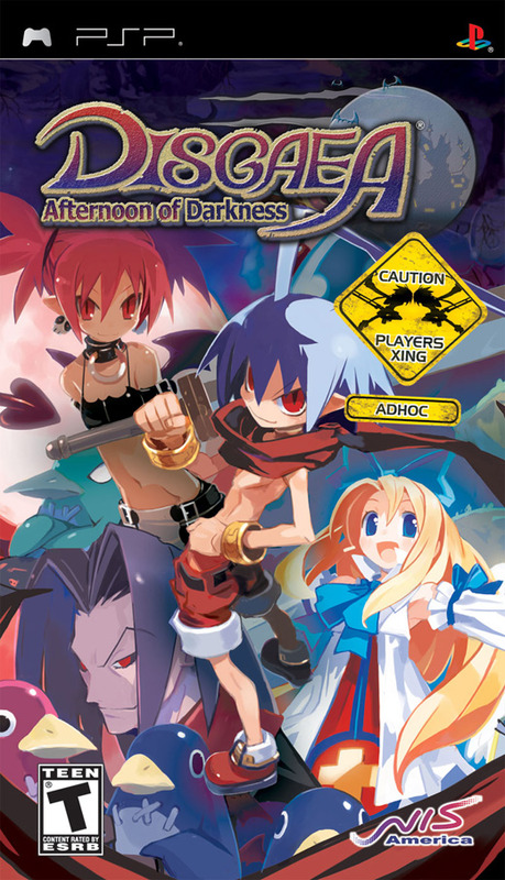 Disgaea: Afternoon of Darkness for PSP