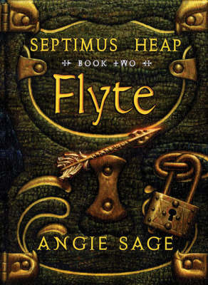 Flyte (Septimus Heap #2) by Angie Sage