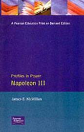 Napoleon III by James F. McMillan image