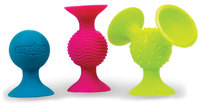 Squigz: PipSquigz - Rattle & Teether