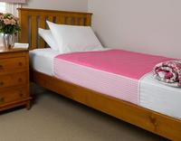 Brolly Sheets Queen Size Sheet Bed Pad - Pink image