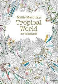 Millie Marotta's Tropical World (Postcard Book)