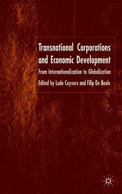 Transnational Corporations and Economic Development image
