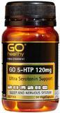 Go Healthy GO 5HTP 120mg (30 Capsules)