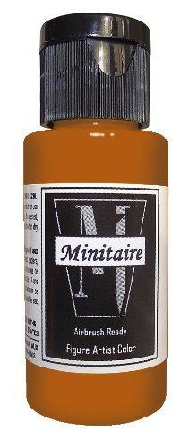 Badger: Minitaire Acrylic Paint - Dark Leather (30ml)