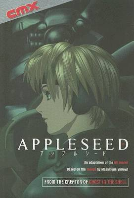 Appleseed Movie Book: v.1 by Shirow Masamune image