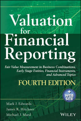 Valuation for Financial Reporting by Mark Edwards image