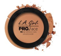 LA Girl HD Pro Face Powder - Warm Caramel