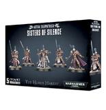 Warhammer 40,000 Adeptus Telepathica Sisters of Silence