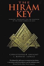 The Hiram Key by Robert Lomas