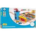 Bigjigs Rail Accessories - Grand Central Station
