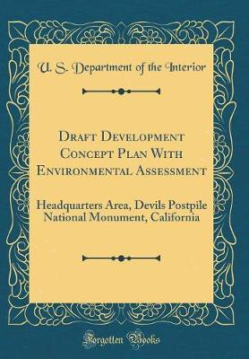 Draft Development Concept Plan with Environmental Assessment by U.S. Department of the Interior image