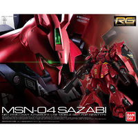 RG 1/144 Sazabi - model Kit