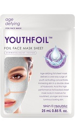 The Skin Republic: Youthfoil Face Sheet Mask