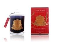 Côte Noire Candle - Cognac & Tabacco Gold (450g)