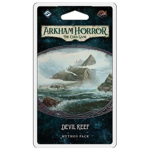 Arkham Horror: The Card Game – Devil Reef - Mythos Pack image