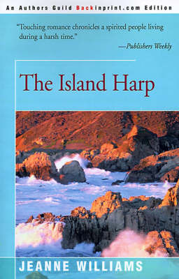 The Island Harp by Jeanne Williams image
