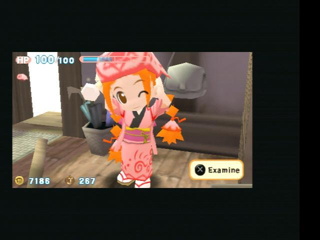 Gurumin: A Monstrous Adventure for PSP image