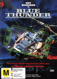 Blue Thunder on DVD image