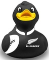 All Blacks Bath Duck