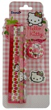 Hello Kitty Strawberry Stationery Set