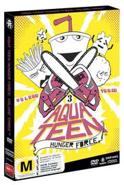 Aqua Teen Hunger Force - Volume 3 on DVD