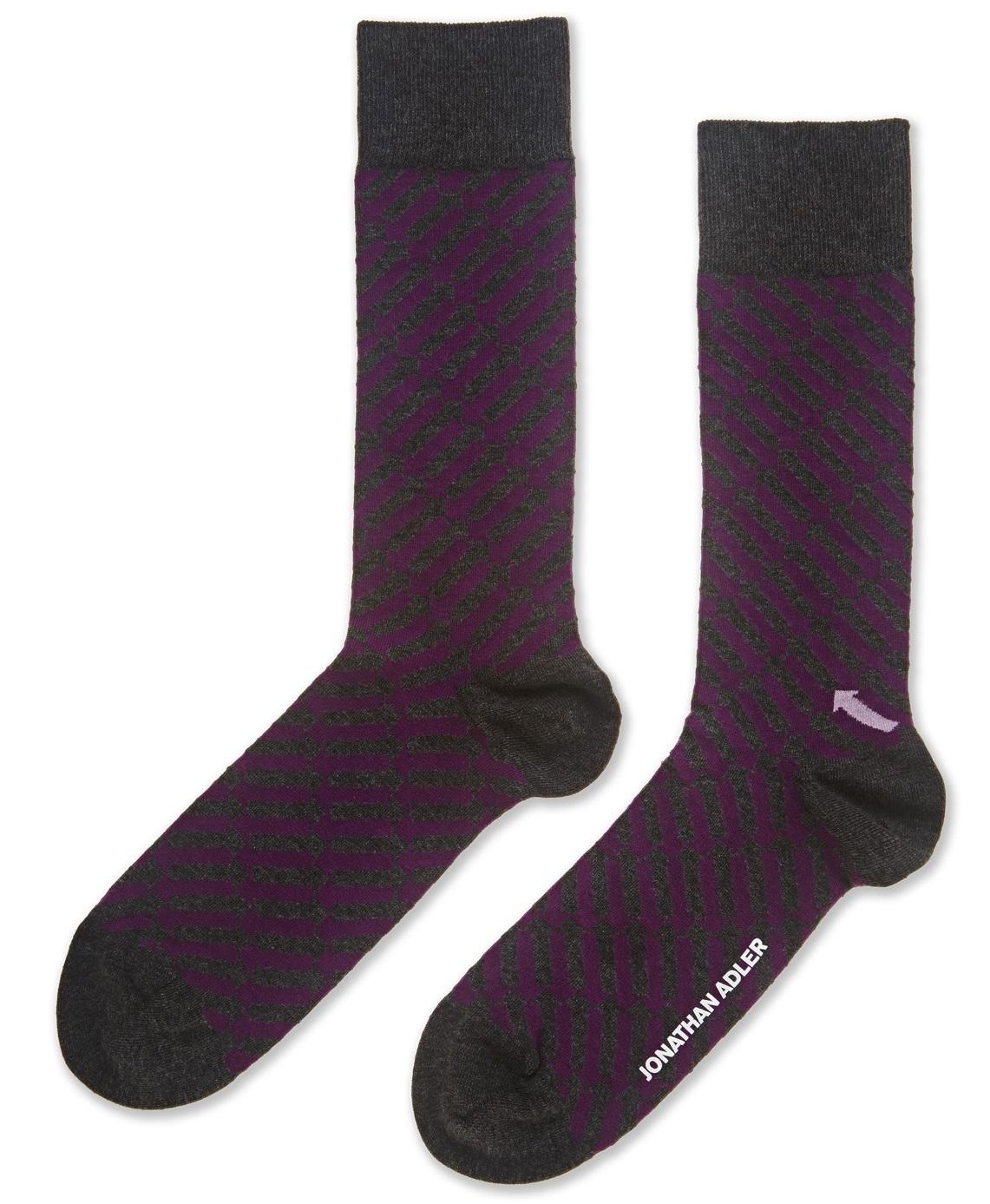 Jonathan Adler Men's Socks