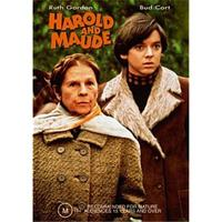 Harold And Maude on DVD