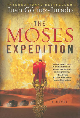 The Moses Expedition by Juan Gomez Jurado