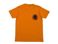 Dragon Ball Goku's Tail Orange T-Shirt (X-Large)