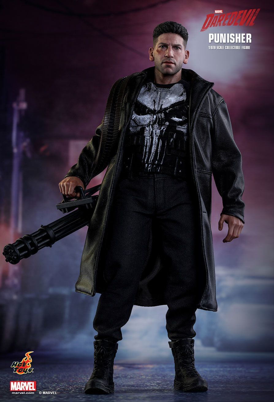 "Daredevil: Punisher - 12"" Articulated Figure image"