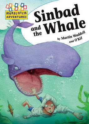 Sinbad and the Whale by Martin Waddell image