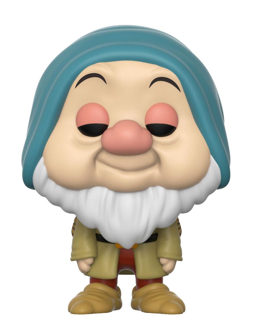 Snow White & the Seven Dwarfs - Sleepy Pop! Vinyl Figure image