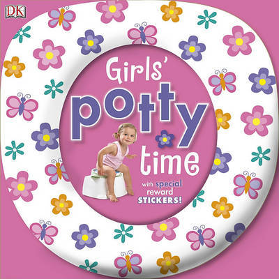 Girls' Potty Time by DK Publishing image
