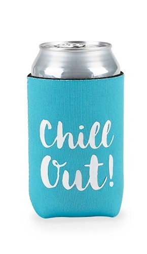 Blush: Chill Out - Beer Koozie