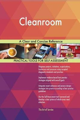 Cleanroom a Clear and Concise Reference by Gerardus Blokdyk image