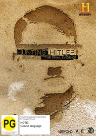 Hunting Hitler: The Final Evidence on DVD