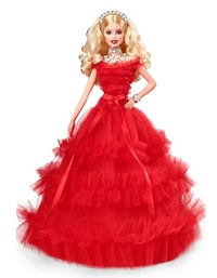 Barbie: Holiday 2018 - Fashion Doll (Caucasian) image
