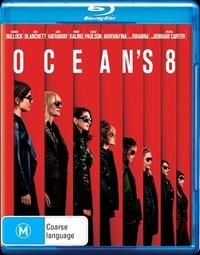 Ocean's 8 on Blu-ray