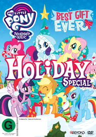 My Little Pony: Friendship is Magic: Best Gift Ever Christmas Special on DVD